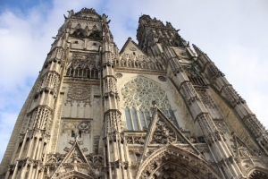 Cathedral in Tours
