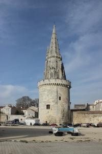 """Rapunzel's"" tower"