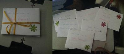 Kristina Letters