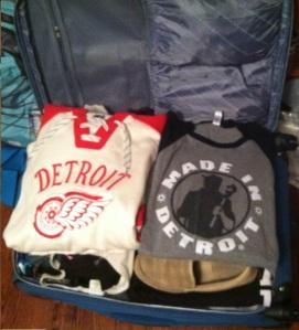 Packing Detroit